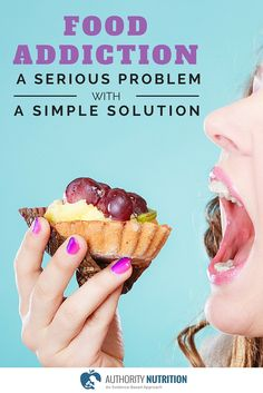 Food addiction is a very serious problem. This article explains what it is and how it works, then outlines a simple way to overcome it. Learn more here: http://authoritynutrition.com/how-to-overcome-food-addiction/
