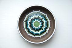 Hornsea Muramic green pin dish  1970s by MidcenturyHomeStores, £6.00
