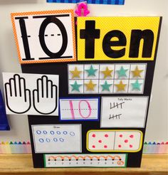 All About Numbers 1-10!