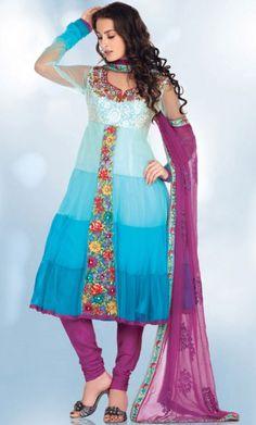 Buy online Designer Salwar Kameez at very affordable Rate.