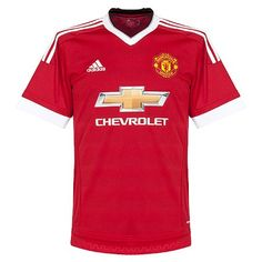 Camiseta del Manchester United 2015-2016 Local  manutd Futbol Ingles acebd38714e3f