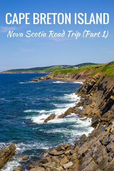 Head to Cape Breton Island for one of the most spectacular drives in Canada. A Nova Scotia road trip demands it. Cabot Trail, East Coast Travel, East Coast Road Trip, Ottawa, Nova Scotia Travel, Canadian Travel, Atlantic Canada, Cape Breton, Prince Edward Island