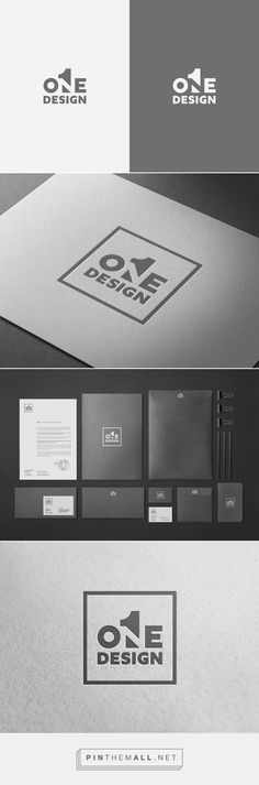 One Design on Behance - created via https://pinthemall.net