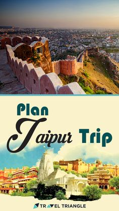 Jaipur tour package from Delhi - Book an 8 nights and 9 days Jaipur tour package from Delhi. Your vacation takes you to amazing attractions of Rajputana. Holiday Packages, Jaipur, Banners, Attraction, Places To Visit, Packaging, Tours, Vacation, How To Plan