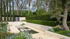 RHS Chelsea Flower Show - Thomas Hoblyn Landscape and Garden Design - Awards won by the garden designer | Thomas Hoblyn Landscape and Garden Design