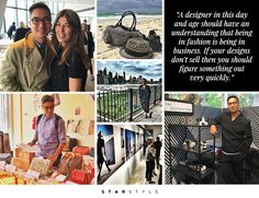 Fashion Diaries: Rafe Totengco, Accessories Designer and Creative Director