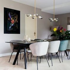 Pure Home, Architecture, Dining Table, Pure Products, Wood, Interior, Modern, House, Furniture