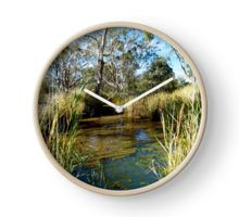 The Secret Yabby Waterhole Clock