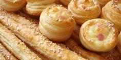 Lisnate pastetice i stapici za nasu Maslincicu:)))
