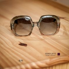 Vintage Women  Eye Glasses 60s 70s  Servin Retro Fashion Eye wear Unworn  Change to sun lenses or optical FREE #97 by ZemerOptic on Etsy