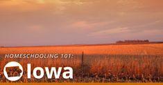 Iowa Homeschool Laws | HSLDA