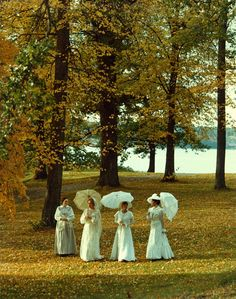 """""""Cries and Whispers"""" Directed by Ingmar Bergman.(1972)"""