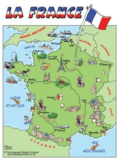map of France                                                                                                                                                                                 More