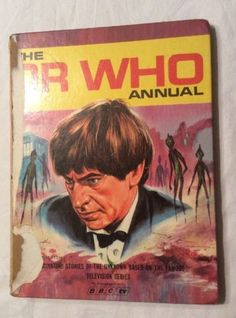The #doctor who #annual 1968 bbc patrick troughton pink 1967 poor #condition.,  View more on the LINK: 	http://www.zeppy.io/product/gb/2/222385017840/