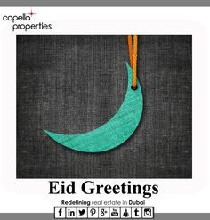#Eid #EIDULADHA #holidays #greetings #capellaproperties #propertyoftheday #redefining #realestate in #dubai +97156 2054400