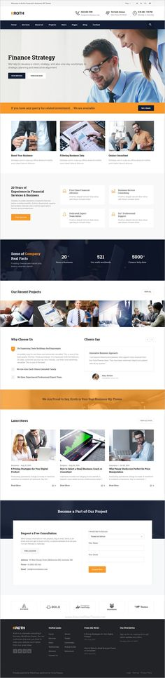 Kroth is an amazing responsive 4in1 #WordPress theme for #corporate #consulting and business websites download now➩ https://themeforest.net/item/evaluate-businessconsulting-wordpress-theme/17515862?ref=Datasata