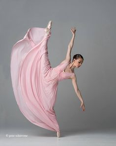 Ballet, dancer, gracious,