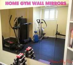 Home By Ten - Cheap Home Gym Wall Mirrors