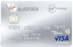 Virgin australia | VISA Platinum | Virgin money