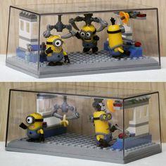 С помощью боксов S&B CreAtive Studio можно очень эффектно оформить коллекции эксклюзивных фигурок от  MEGABLOKS Minions #sbbox #lego #legosimpsons #legoland #коллекционеры #коллекции #коллекционирование #legosimpsonsminifigures #minifigures #megabloks #megabloksminions #megablokscollector #megabloksworldwide #minions #minionlove #minifigures #minions2015 #legostagram #legoland #minionslove #legocars #legostagram #minionsmovie by sbbox