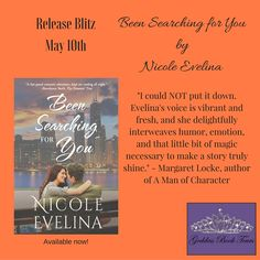 """Been Searching for You"" by Nicole Evelina **Blurb: Annabeth is a hopeless romantic who believes in soul mates. In fact, she's been writing to hers each year on her birthday since she w…"