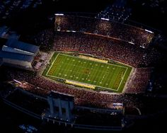 Jack Trice Stadium, Ames, IA Go Cyclones (Iowa State Univ Alum)