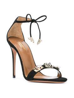 Aquazzura embellished sandals