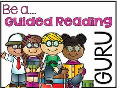 Guided Reading Virtual Presentation {freebies included}