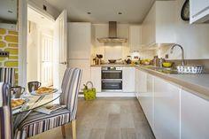 Taylor Wimpey Crofton G kitchen