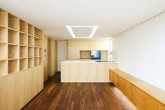 空を切りとる家 | アトリエ・天工人(テクト) 東京都渋谷区の建築設計事務所