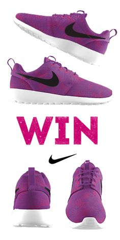 #Win a Free Pair of #Nike Running #Shoes in Our Shoesday Giveaway!