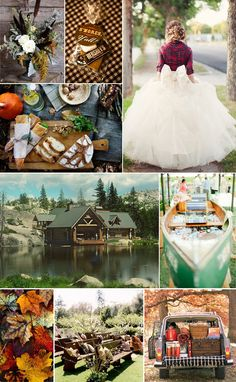 Inspiration: An Outdoor Autumn Wedding - The Collection Event Studio - The Collection - A Wine Country Wedding & Event Studio Showcasing a Curated Collection of Vendors & Venues