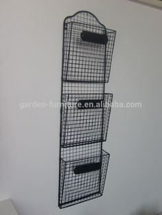 5 Tier Literature Rack For Wall Mount Fits 8 5x11 Amp 4x9