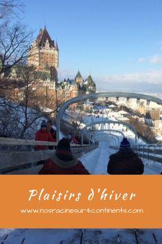 Plaisirs d'hiver : 4 destinations familiales au Québec et à proximité Canada, Mount Everest, Mountains, Continents, Travel, Art, Family Travel, Family Vacations, Family Destinations