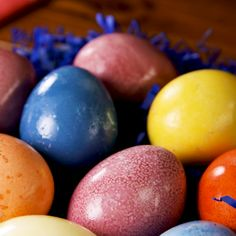 Natural Easter Egg Dyes At Home Turns out food coloring doesn't make the prettiest Easter eggs. You can use beets, turmeric, onions, and purple cabbage for breath taking naturally colored Easter eggs!