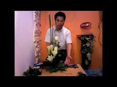 B01 插花初級課程示範—花藝2OOO Gordon Lee/ flower arrangement