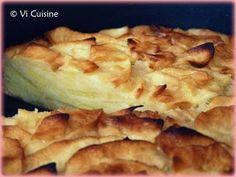 Une Baleine chez Weight Watchers: Le fameux gâteau invisible pommes-poires 3 PP/personne