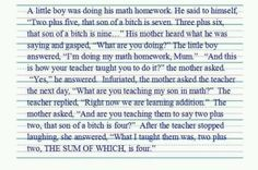 New math tip!!!