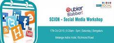 Social Media Workshop BANGALORE