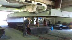 окраска металлоконструкций аппаратом HYVST SPT 210
