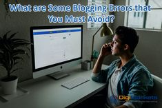 Blogging is considered as an important aspect of digital marketing as it helps to get more traffic and increases engagement rate. Creating effective blogs is a central element of content marketing. Attractive, authoritative blogs with good SEO, can help many businesses to achieve their goals by getting relevant targeted audiences on their website. Digital Marketing Strategy, Content Marketing, Marital Status, Target Audience, Search Engine Optimization, You Must, Seo, Blogging, Author
