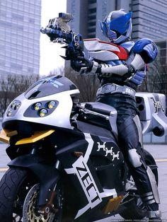 Kamen Rider Drake | 仮面ライダードレイク
