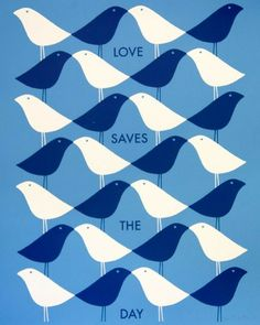 Love Saves the Day By Wayne Pate