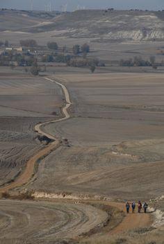 El camino de Santiago #Camino #trail