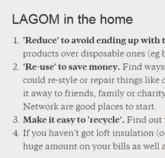 Find your LAGOM balance at home.                              Gloucestershire Resource Centre http://www.grcltd.org/scrapstore/