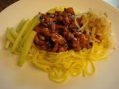 Make lemonade and more!: P.F. Chang's Dan-Dan Noodles