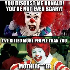 Ohhhhhhhhh what a comeback ! Lol #comedy #truth #mcdonalds by macdrums