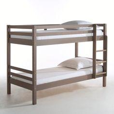 Lits superposés, lits jumeaux, pin massif, Maysar La Redoute Interieurs | La Redoute Mobile