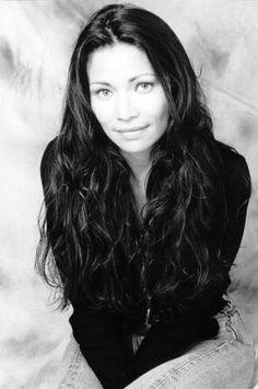 Michelle Thrush. Cree tribe.