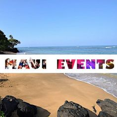 Check out this #Maui events calendar and see whats going on while you are here! http://ift.tt/1CF3iK4